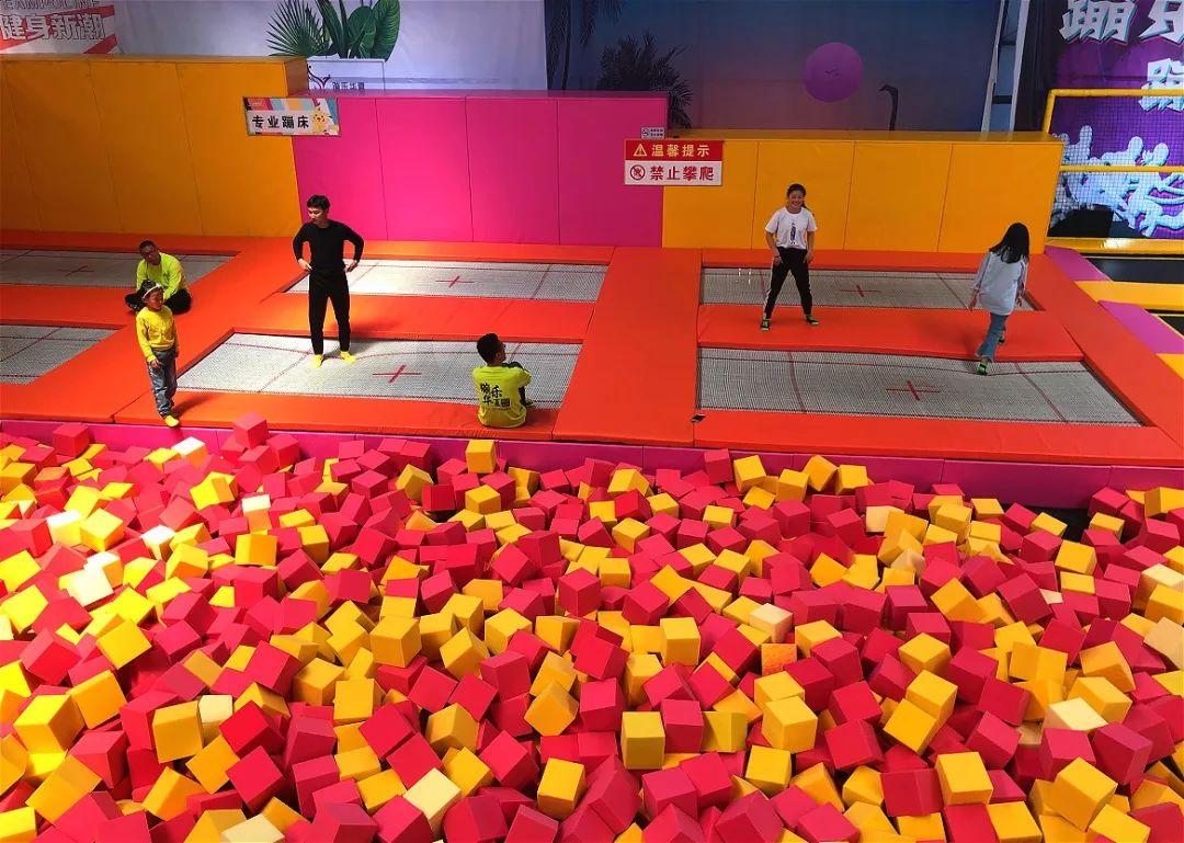 一块钱也能玩蹦床?中国银行与蹦乐华夏强强联手,为小伙伴们送上新年福利!