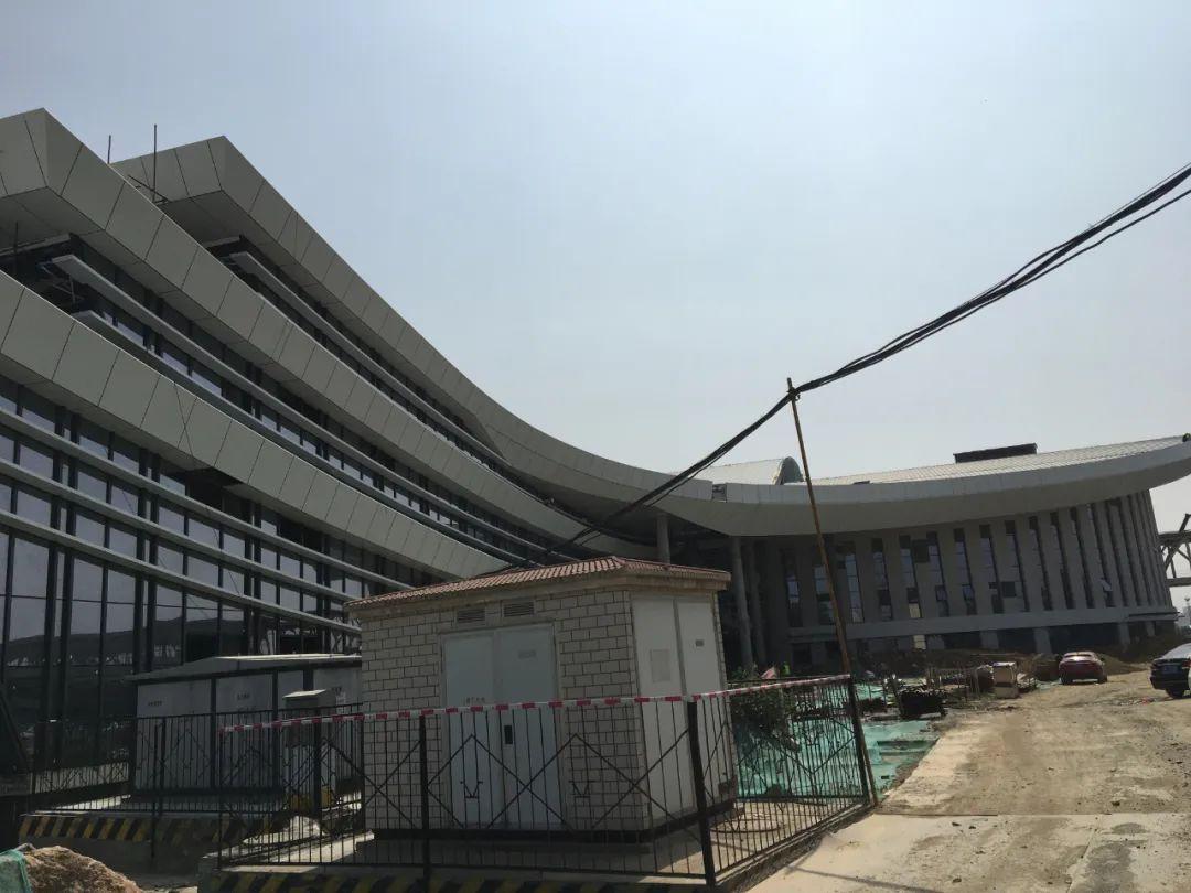 冲刺30天!章丘火车站提升改造工程已完成85% ,7月1日正式通车!
