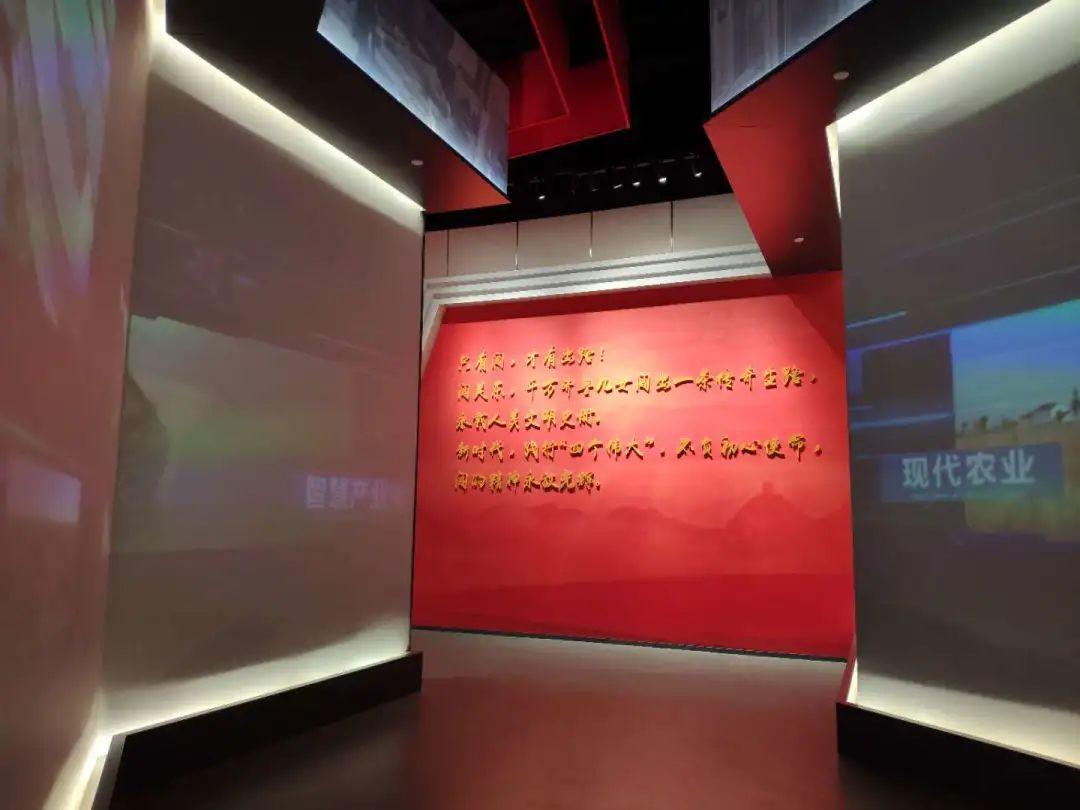 章丘闯关东展览馆正式启用了!设置四大篇章,综合运用多种展示形式。
