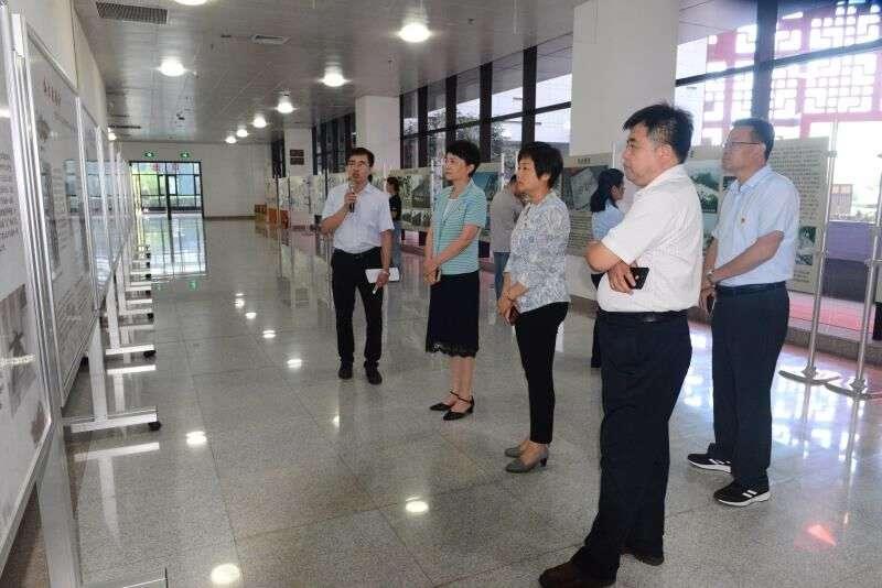 济南市文博系统举办抗日战争胜利75周年主题展览