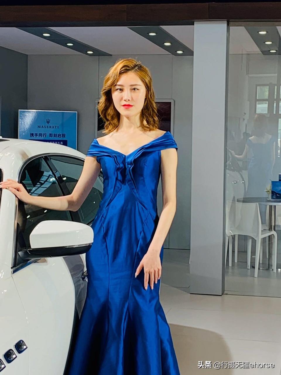 齐鲁国际车展热闹非凡,香车,美女,一应俱全!