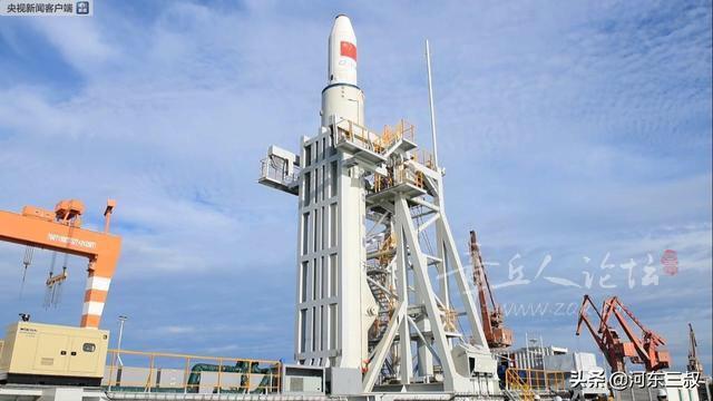大国利器!一箭九星!长征十一号海射火箭发射成功!