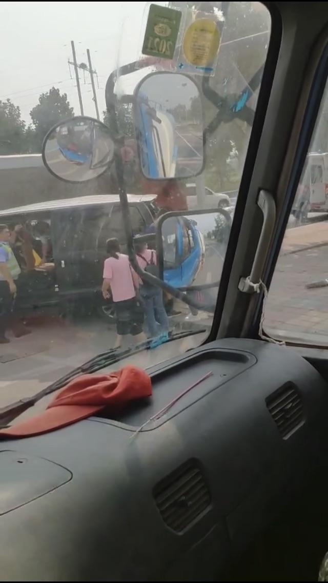 车祸猛于虎!