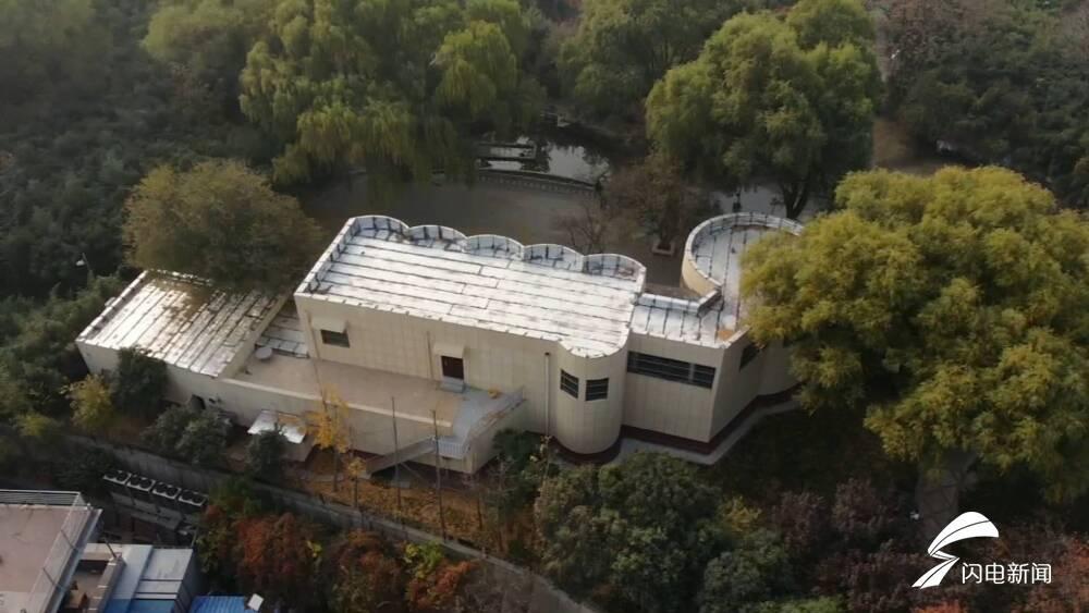 还绿于民!济南泉城公园东门违章建筑正拆除 将整体规划