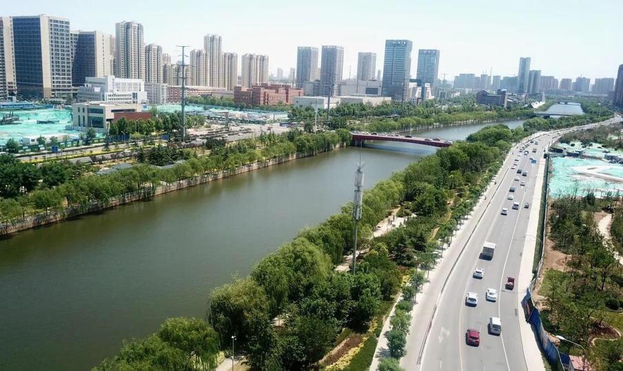 小清河济南港选址公示,章丘港区为重要港区!