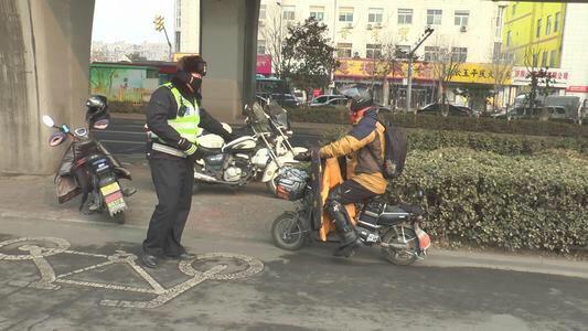 12月1日起,不带头盔骑电动车要被查了!还有这些也会被罚款!