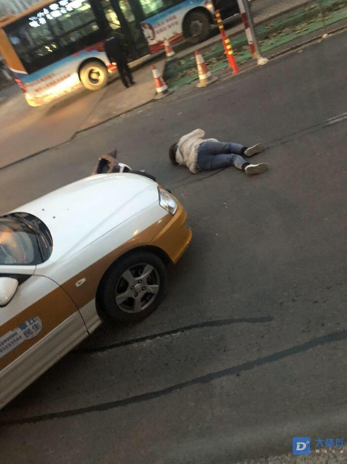 汽车站事故