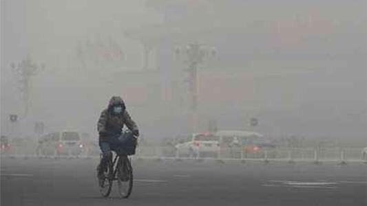 应急通知!章丘发布红色重污染天气预警!企业又要停工了!