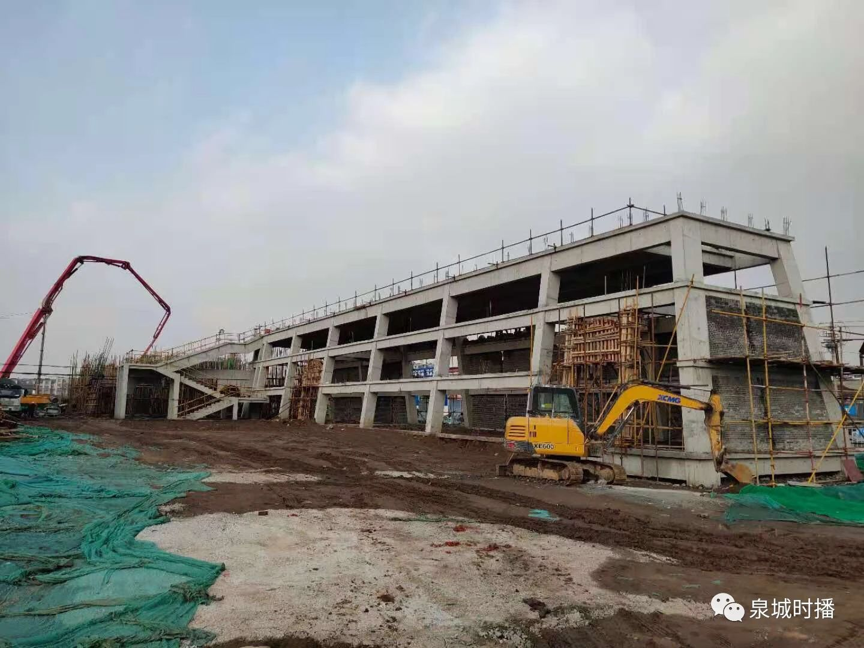 尽显大宋遗风!章丘绣惠古城规划千呼万唤始出来 2020年6月已全面开工建设