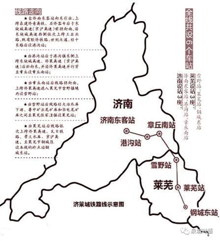 投资4.2亿!济莱高铁章丘南站站前广场详细规划曝光
